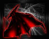 Dragon Wings-Red