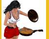 ANIMATED STEAK DINNER