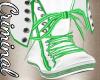 Cita Green Storm Boots