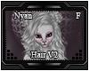 Nyan Hair V2 F