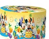mickey birthday cake tab