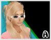 {A} Blonde Amy Hair
