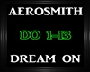 Aerosmith~Dream On