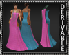 Bead Gown Mesh