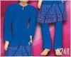24: Baju Melayu Biru V1