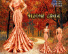 Autumn Gown Med
