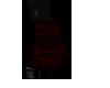 RED BLACK LEG WARMERS