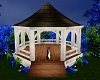 Royal BlueWedding Gazebo