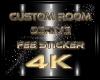Derived Custom Room Fee