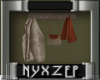 Cozy Lounge Coat Rack