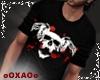 [XA] shirt - FlyingSkull