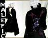 +m+ gothic vamp coat