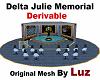 Delta Julie Memorial