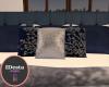 ID: ritz blue pillows