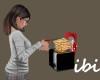 ibi Deep Fryer Animated