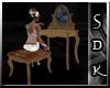 #SDK# D Coiffeuse XVIII
