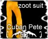 Cuban Pete Zoot Pants