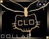 Collar Clo F2aⓀ