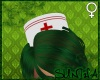 )S( Nurse cap