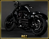 Motorcycle Hard Black