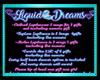 Liquid Dreams custom