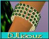 DJL-EmeraldG Bracelet RT