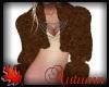 Brown Fur Layerable
