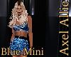 AA Blue Mini RLS