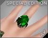~AK~ Royal Ring: Jade