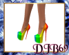 Pride Pinup Pumps