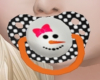 Child Snow Girl Pacifier