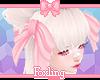 🎀 Hair bows pink