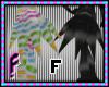 F! F Anyskin Bird Tail