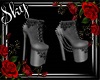 !SS! Shyla Gray Boots