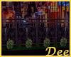 Add-On Planter & Fence