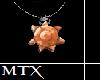 [MTX] Sunstone Pendant