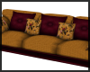 Ochre Rose Couch