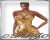 Gold Dress RXL