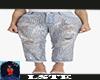 SilverTone Balmain Pants