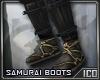 ICO Samurai Boots M