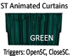 ST Curtain GREEN Trigger