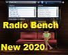 Radio Bench New 2020