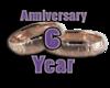 6 Year Anniversay