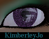 Cybernetic Eyes Purple