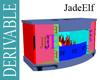 [JE] Derivable Fireplace