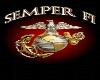 Semper Fi Backdrop