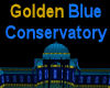 Golden Blue Conservatory
