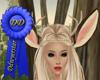 Cute animated deer ears