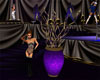 Burlesque Lighted Vase