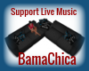 Support Live Music Couch